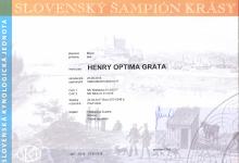 Henry Optima grata